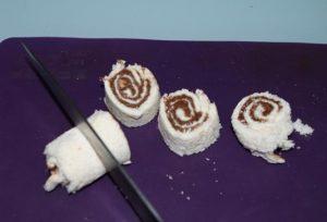 rollos de pan